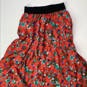 Lularoe retired Lucy Skirt size XXS
